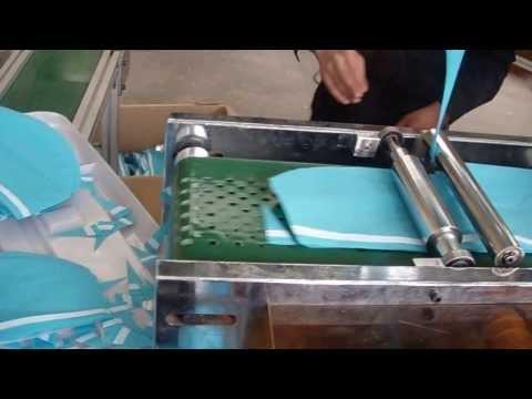 doctor cap making machine  USD31000 full set from china