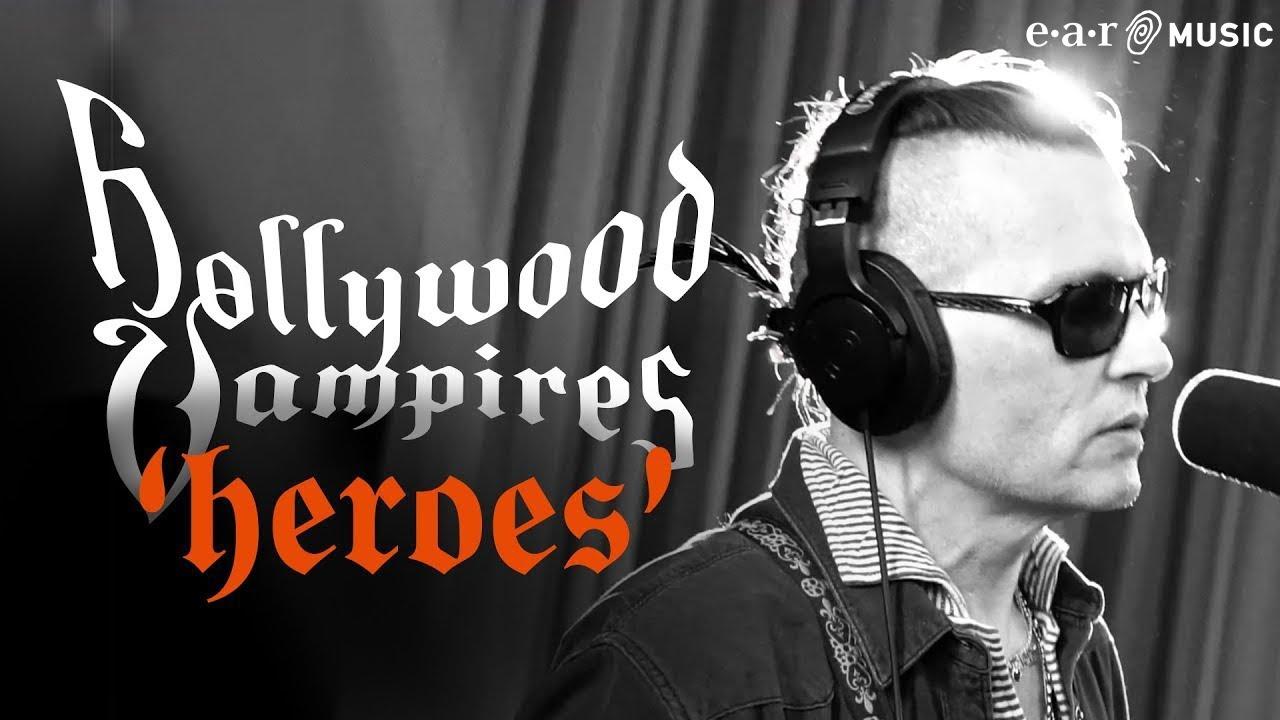 Video von Hollywood Vampires