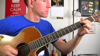 Blurred Lines - Robin Thicke - Guitar Lesson ★ Easy How To Play Beginners ft. T.I., Ph...