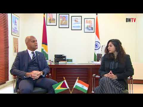 This is a new phase in Indo-Guyana relationship