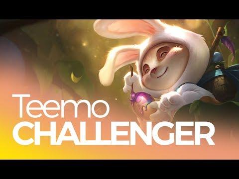 UN TEEMO TOP EN CHALLENGER ? - Orianna Mid Ranked Challenger