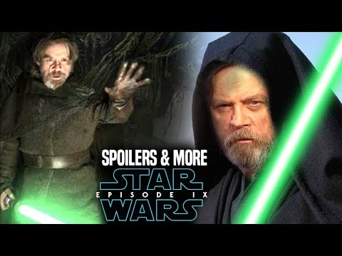 Luke Spoilers Will Change The Franchise! Episode 9 & More (Star Wars News)