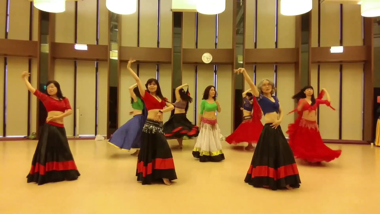 Download 2017.04.23 Tribal Fusion Belly Dance -Flamenco (AW)-1