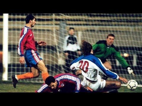 No 38. ARMENIA Vs RUSSIA 0-3 (27/03/1999) Highlights
