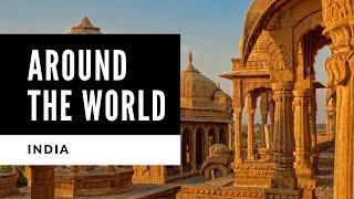 India | Around The World With Triston