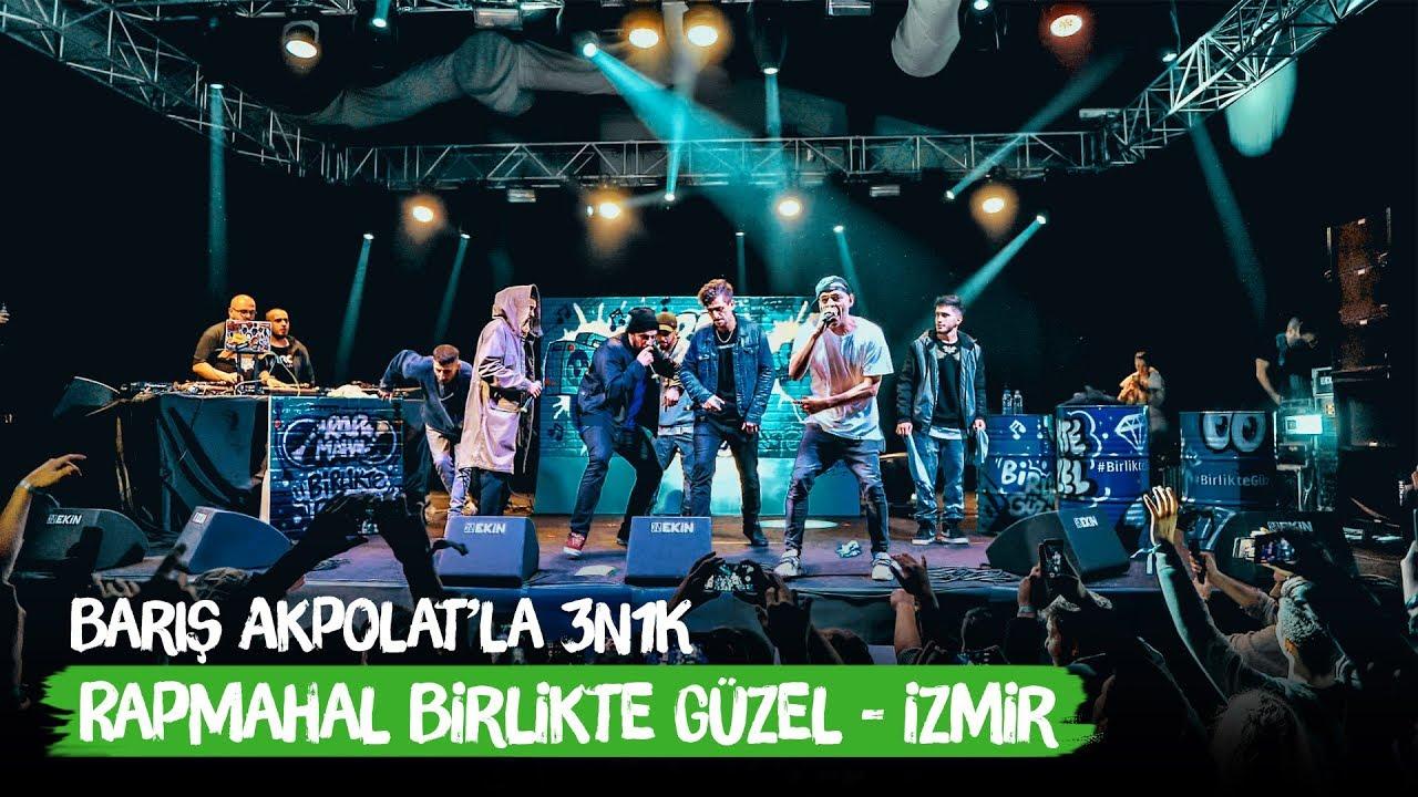 Rap Mahal Birlikte Güzel İzmir Konseri | Barış Akpolat'la 3N1K | Etkinliğin Perde Arkası