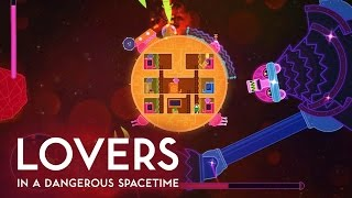 Lovers in a Dangerous Spacetime - 4 Player Update Trailer