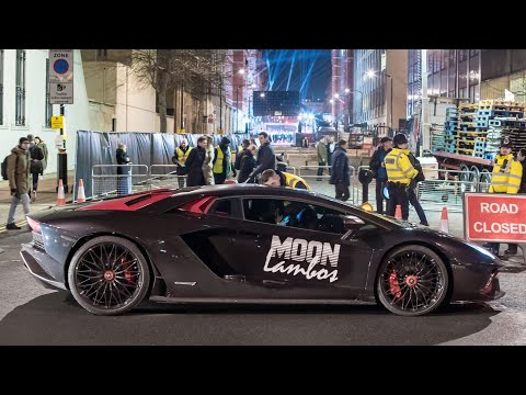 Buying LAMBORGHINI With BITCOIN?? The Star Wars Premiere