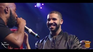 DRAKE CHALLENGED TO BATTLE RAP AT SMACK