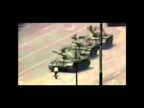 Tank Man - The Iconic Mystery Man