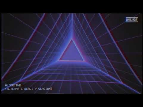 MUSE - Algorithm (Alternate Reality Version) [Official Lyric Video]