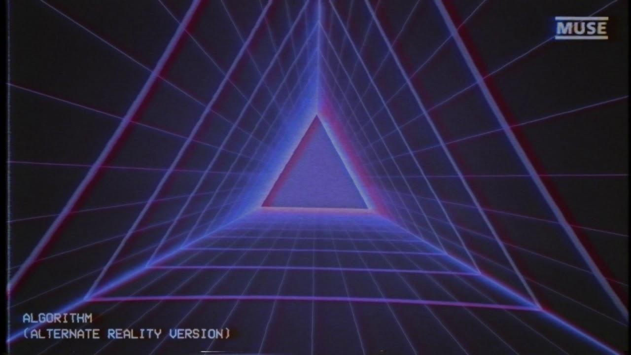 MUSE — Algorithm (Alternate Reality Version) [Official Lyric Video]