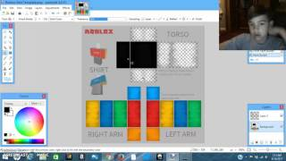 How To Make Shaded Shirt On Roblox