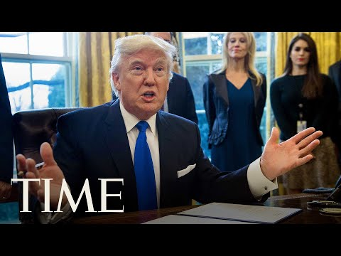President Trump & Coronavirus Task Force Deliver Briefing on COVID-19   TIME