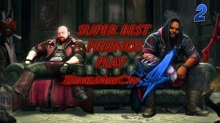 Best Friends Play Devil May Cry 4 (Part 2)