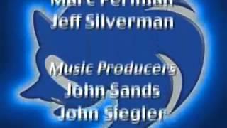 Sonic X Credits