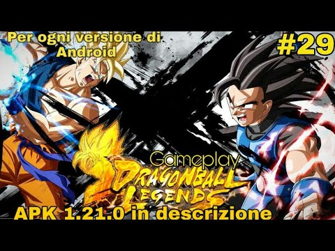 Dragon Ball Legends Story Mode Gameplay #29 Sparking Kid Goku APK 1.21.0 IN DESCRIZIONE