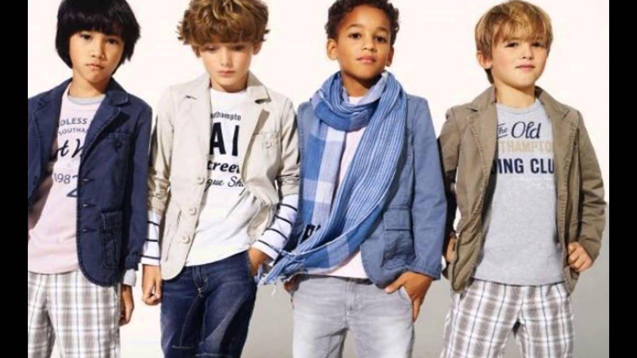 Boys Clothing Online - YouTube