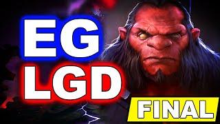 EG vs PSG.LGD - GRĄND FINAL - WEPLAY ANIMAJOR DOTA 2