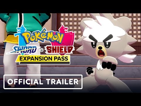 Pokemon Sword and Shield - Official Expansion Pass Trailer