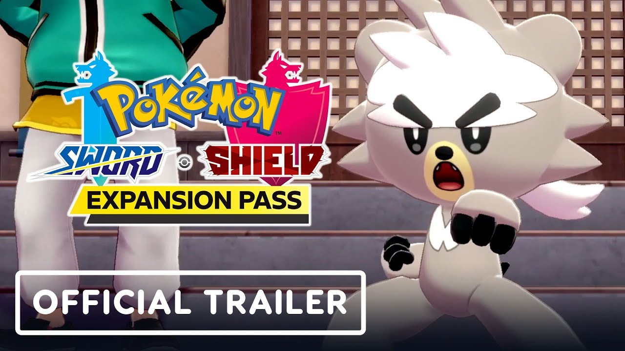 Pokemon Sword and Shield - Official Expansion Pass Trailer - IGN