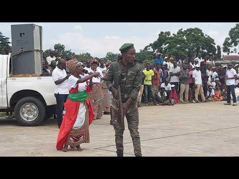 #Burundi: Groupe Culturel SEGURA INKONA du @CnddFdd commune #Ntahangwa
