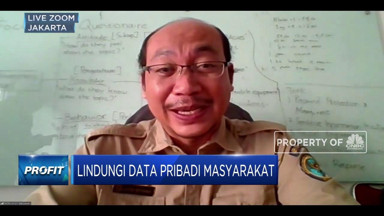BSSN Pastikan Database Covid 19 RI Aman