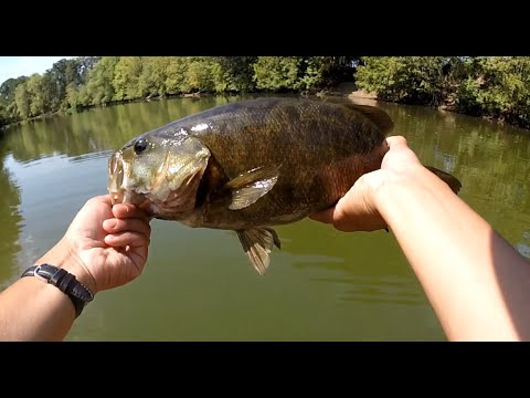 Oregon Bass Fishing August 2014 - Rapala