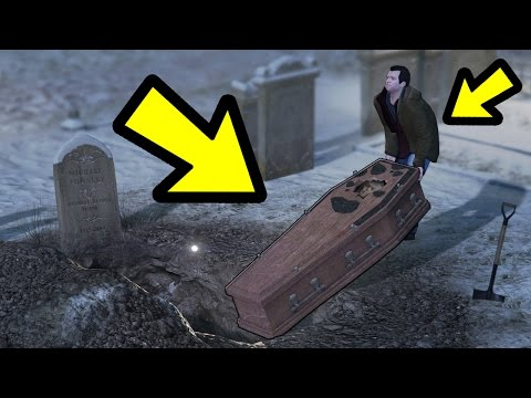 WHAT HAPPENS IF YOU BEAT TREVOR TO BRADS GRAVE? (GTA 5)