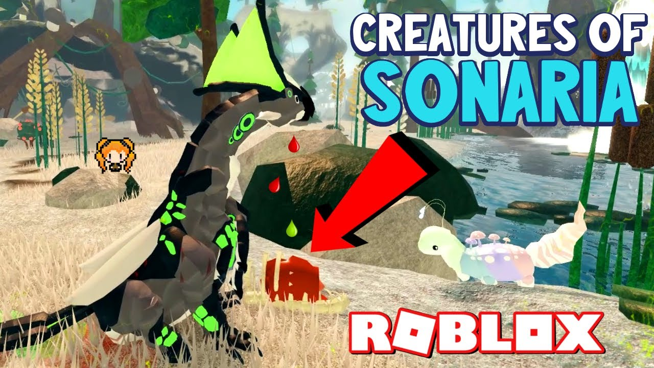 Roblox Creatures Of Sonaria Jeff Roblox Creatures Of Sonaria How To Attack And Be A Vicious Creature Killer Nindyr Therolachus Youtube