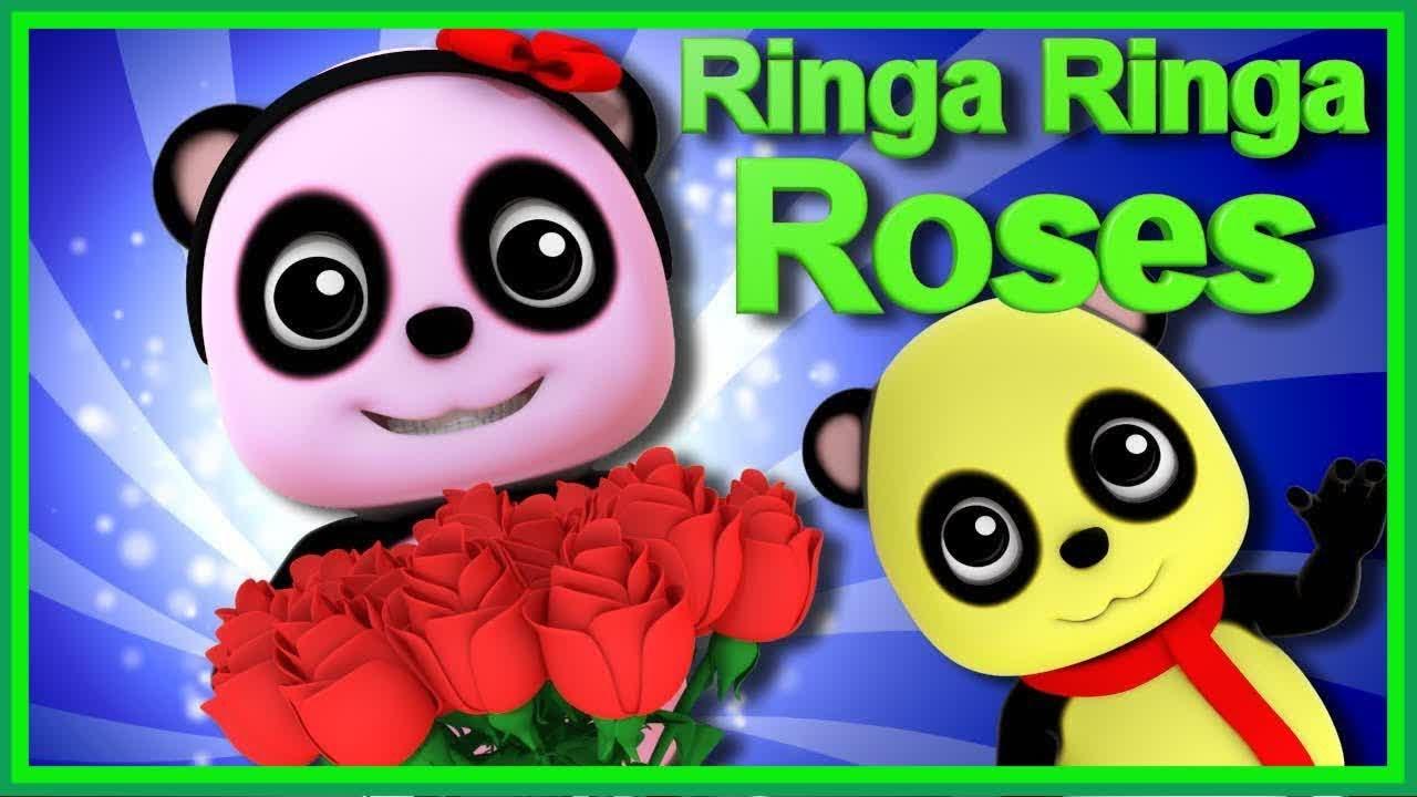 New nursery rhymes | Ringa Ringa Roses | Nursery Rhymes ...