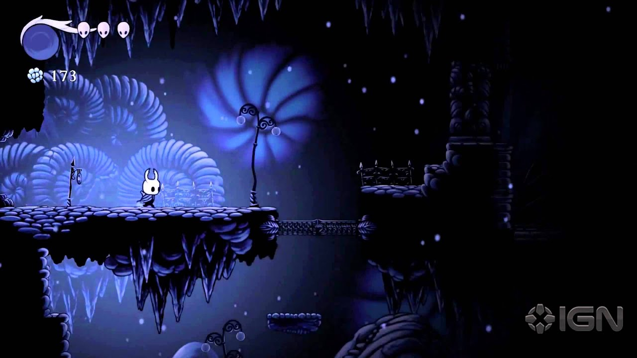 Iphone 7 Wallpaper Default Hollow Knight Gameplay Demonstration Youtube