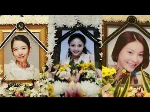 8 Artis Korea Yang Mengakhiri Hidupnya
