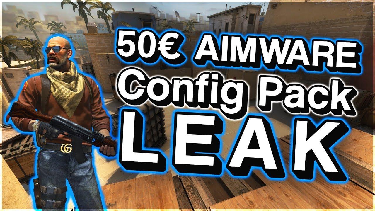 Capra / arpac AIMWARE Private Config Pack Leak | CS:GO