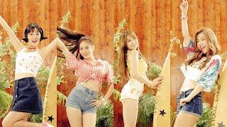 [MV] Girl's Day(걸스데이)_Darling JPN ver.