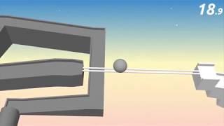 TENKYU Rush Ball : Rolling Ball 3d