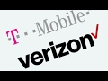 T-mobile, verizon  ( the difference in HD streaming)