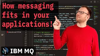 Download Messaging APIs   How messaging fits into your code   IBM MQ