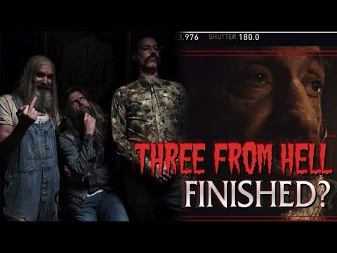 3 From Hell: Rob Zombie Has Finished Filming - Heres What We Know So Far!!