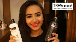 NEW TRESemme Beauty Full Volume Shampoo & Conditioner Review | Best of Beauty