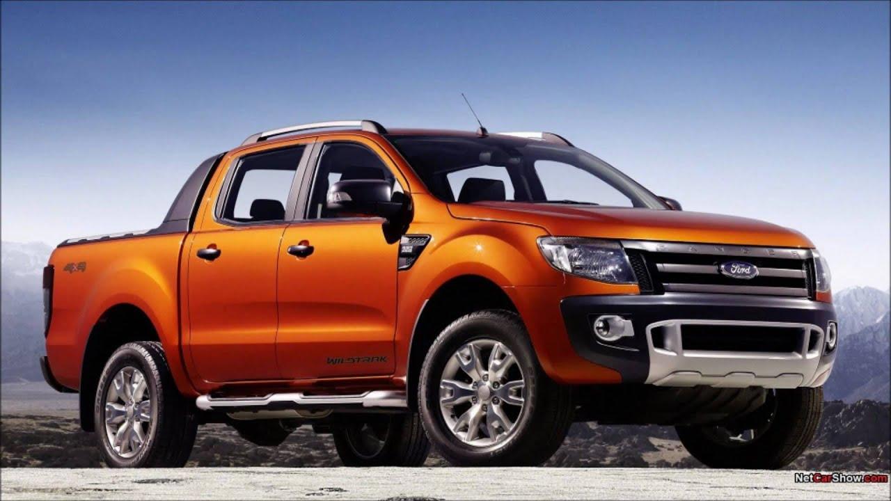 2012 Ford Ranger Wildtrak (HD)