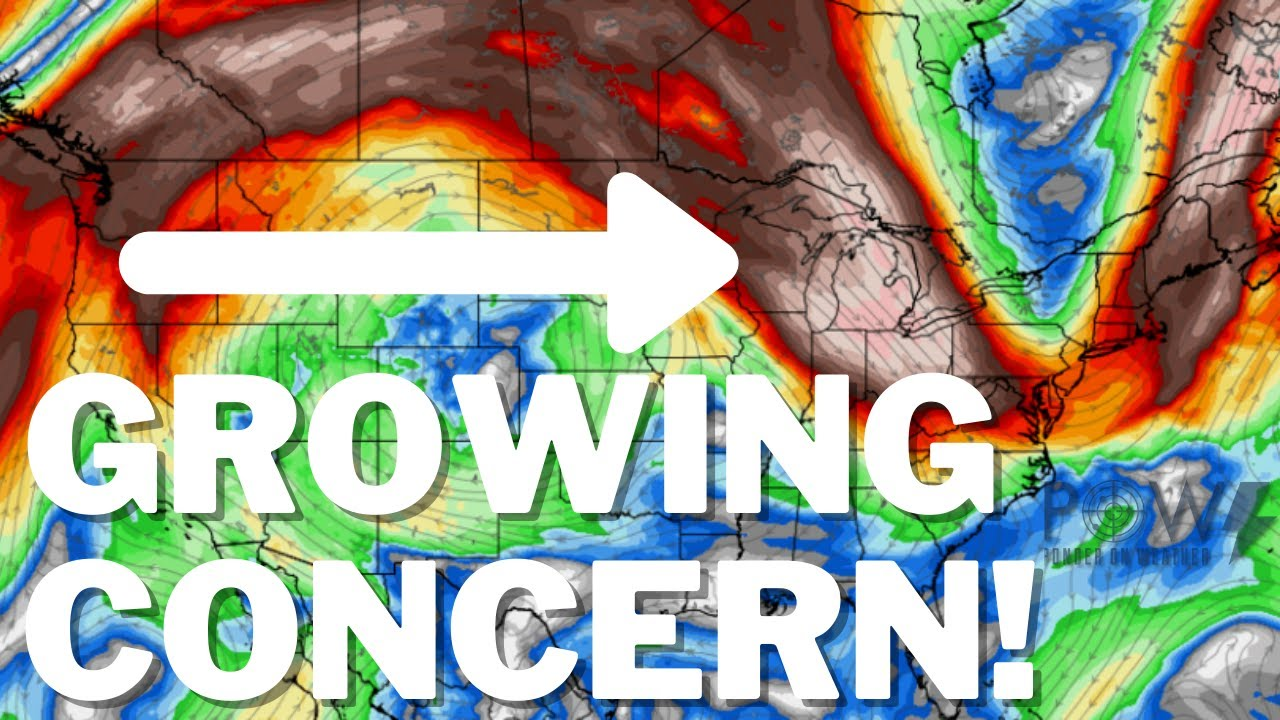 Big Storms Brewing & Active Monsoon! Smoke & Saharan Dust! POW Weather Channel
