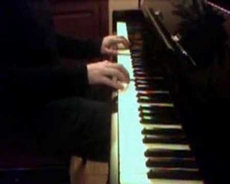 Nightwish - Amaranth - Piano Version