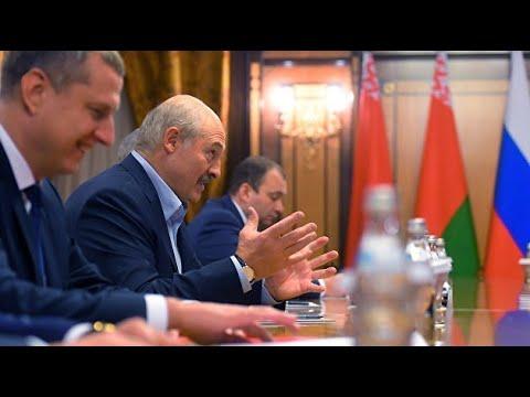 М. Максимов. Лукашенко за кулисами и на сцене. Чему верить, а на что не обращать внимания