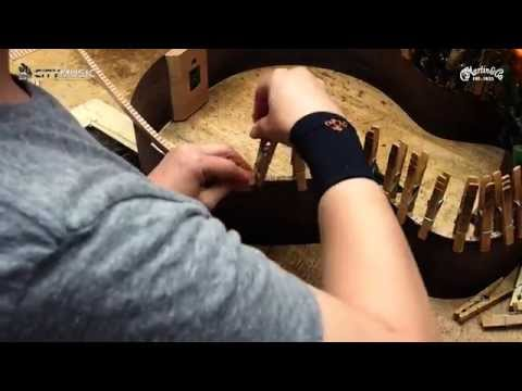 New Martin Guitar Factory - City Music Martin Guitar Factory Tour Part 2