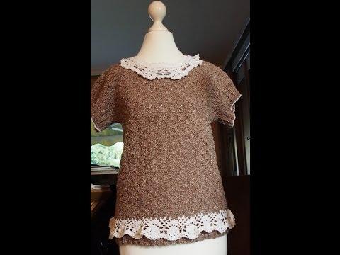 Muschelmuster 3 Häkeln Und Stricken Knitting Crochet Youtube