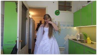 Влог.Моё свадебное платье.День встреч.26.03.19.Абхазия.Сухум.