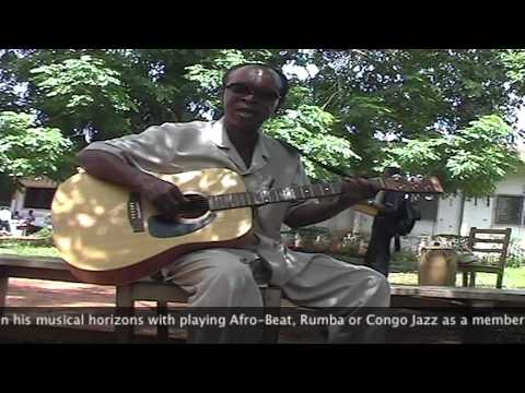 Ghana Highlife, Palm Wine Music; by T.O.Jazz      Part 1