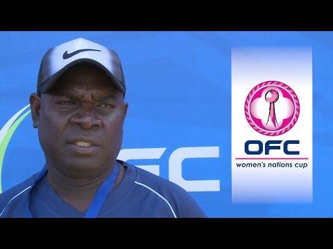 Post Match Interviews: Solomon Islands v Vanuatu