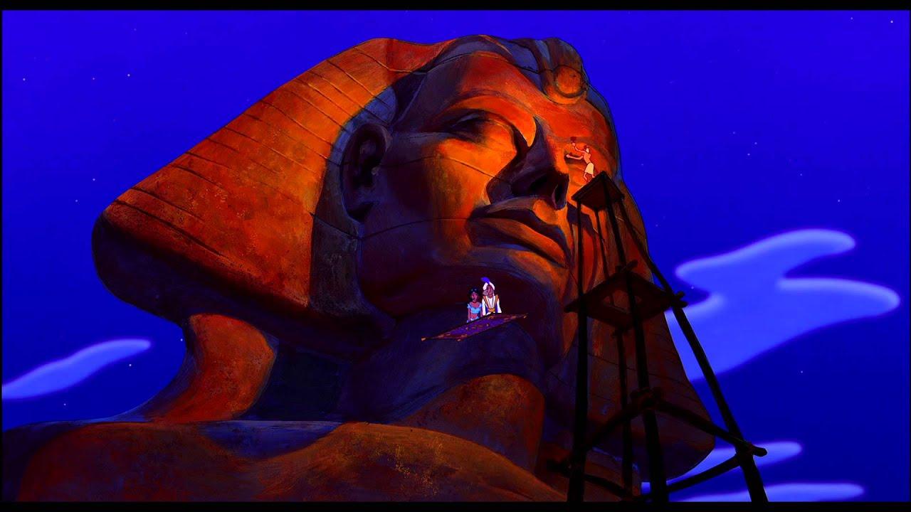 Aladdin Trailer: YouTube